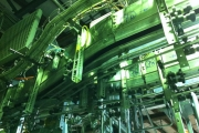 ساخت دستگاه سوئیچر اتوماتیک ایرکانوایر به سفارش شرکت محترم کاله