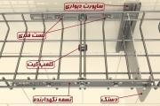 فروش سینی کابل به شرکت محترم پگاه گلستان