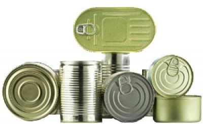 تجهیزات آزمایشگاهی قوطی فلزی