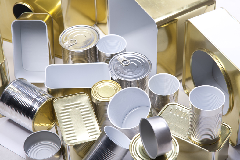 Types of metal cans